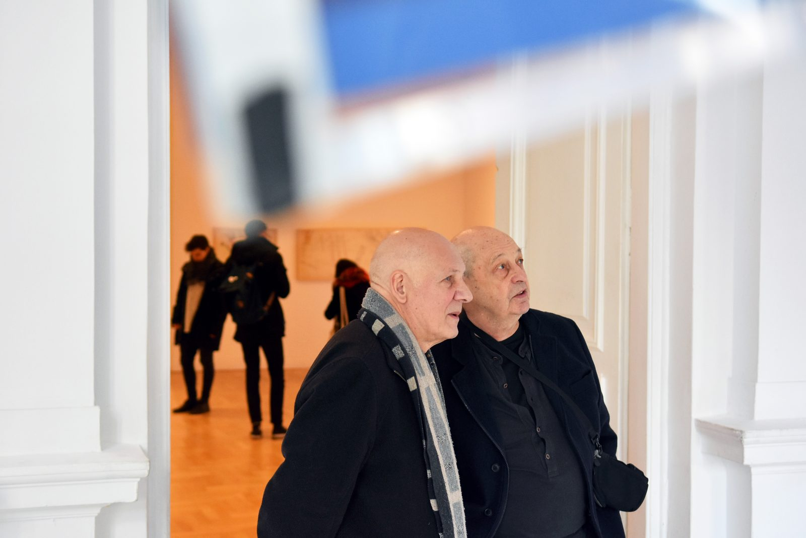 Jan Goots and Jacek Damięcki.Photo Marek Krzyżanek